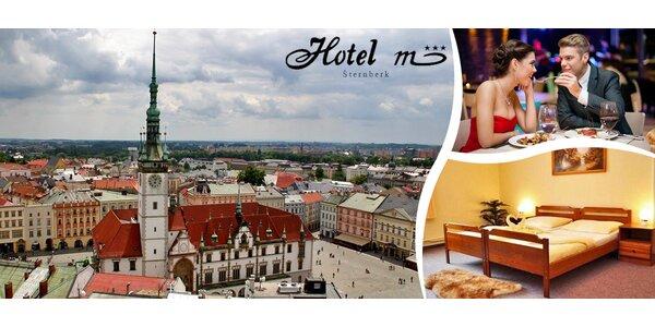 Relax v historickém centru moravského Šternberka