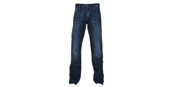Tmavě modré pánské džíny Lois Marvin