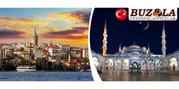 Užijte si krásy jarního Istanbulu