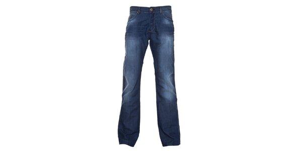 Modré pánské džíny Lois Marvin
