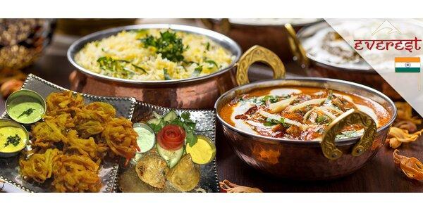 Konzumace v hodnotě 600 Kč v restauraci Everest