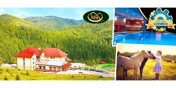 Pobyt v horském hotelu Hájnice na Slovensku