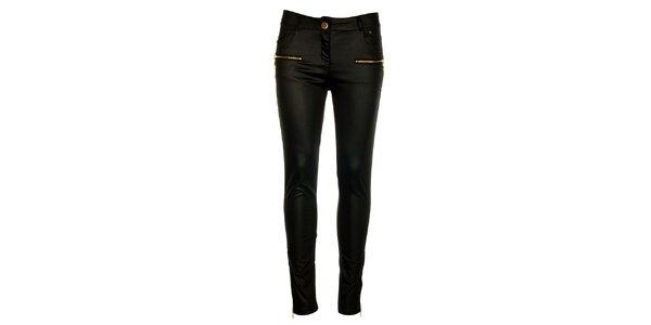 Dámské černé kalhoty Comptoir des Parisiennes