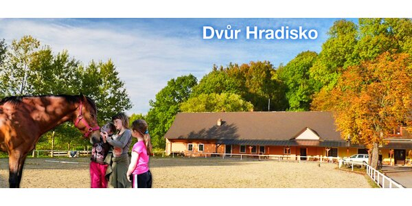 Pobytový letní farmářský tábor k koňmi