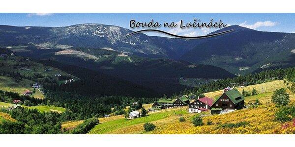 Pobyt na horské boudě na hřebeni Krkonoš