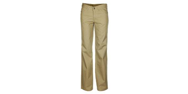 Dámské krémové džíny Bushman