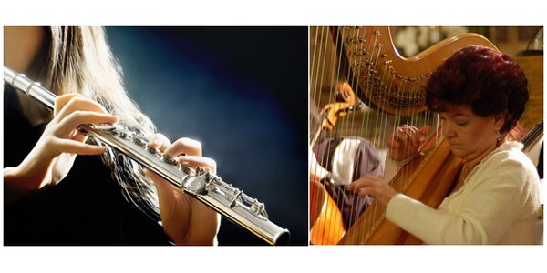 Doprodej - Když harfa kouzlí a flétna zpívá