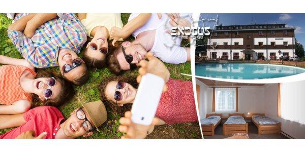 Letní dovolená pro mládež s výukou angličtiny