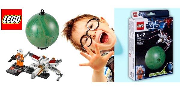 Dárek ke Dni dětí! Lego hvězdná stíhačka Star Wars
