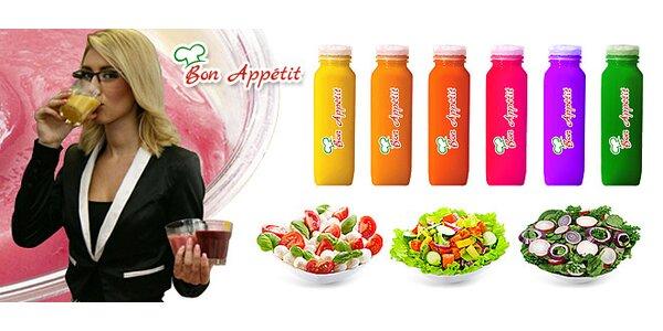 Bon Appétit - začněte svůj den zdravě!