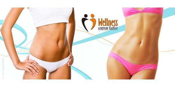 Štíhlé a krásné tělo díky fitness balíčku centra Radlice