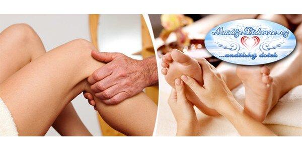 60,90 nebo 120 minut Manuální lymfatické masáže