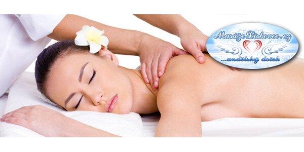 Švýcarská bylinná masáž 60 minut