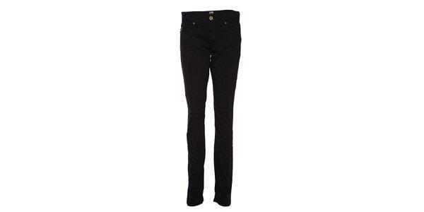 Dámské černé kalhoty Lois