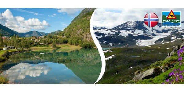 Letecký zájezd do Norska 12.6. - 18. 6. 2015