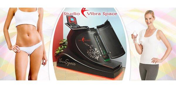 Zeštíhlující cvičení Vacu Space – 3 nebo 5 vstupů