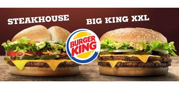 To nejlepší z Burger Kingu