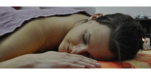 Tibetská bylinná masáž Ku-nye - 60 minut
