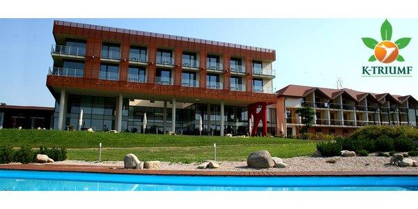 Relaxace i sport v lázeňském městě Velichovky