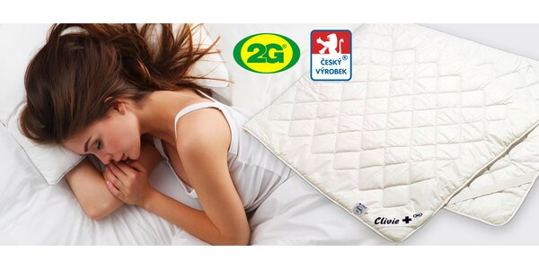 Až 2 vyvařovací podložky na matraci - vhodné i pro alergiky