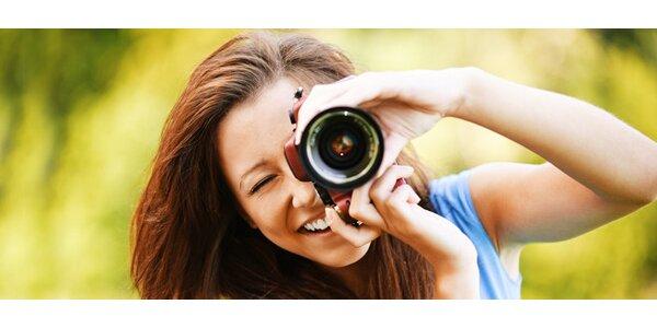 Online kurz fotografování