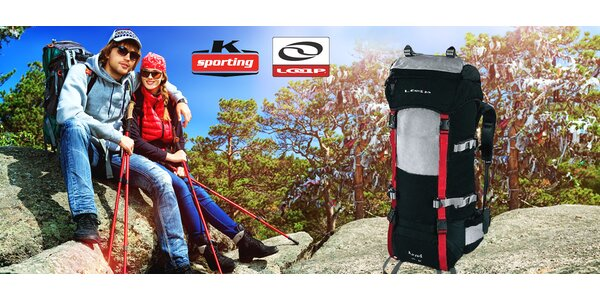 Turistický batoh Loap Kayuk 60+10 l