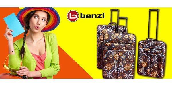 Cestovní tašky a kufry od značky Benzi