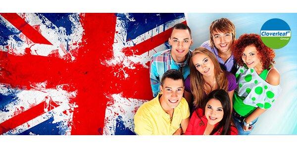 Týdenní prázdninové kurzy angličtiny v Cloverleaf