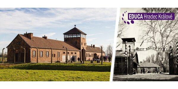 Exkurze do koncentračního tábora v Osvětimi