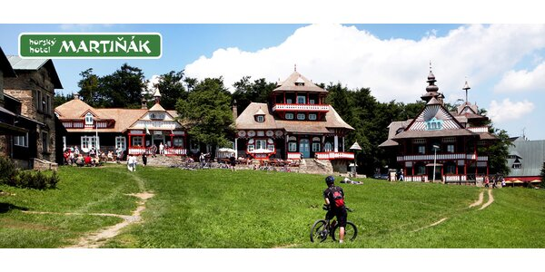 3denní pobyt v Beskydech pro pěší i cyklisty