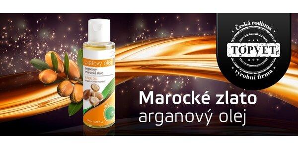100% arganový olej - marocké zlato (100 ml)