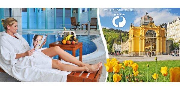 3 dny hýčkání v hotelu Cristal Palace****