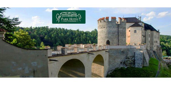 Romantika přímo u hradu Český Šternberk