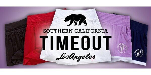 Pohodlné sukně Timeout