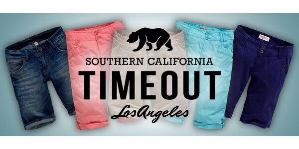 Dlouhé šortky Timeout