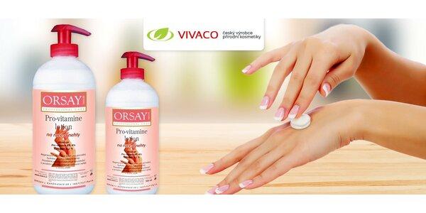 Vitamínová emulze na ruce a nehty Orsay