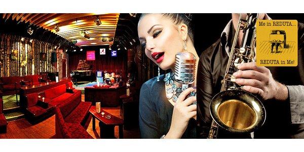 Lístek do Jazz Clubu Reduta na libovolný koncert