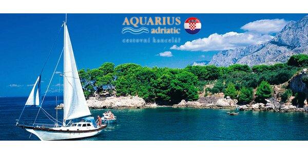 Týdenní pobyt na chorvatském ostrově Hvar