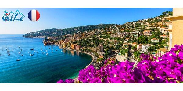 Poznejte Provence a Francouzskou riviéru
