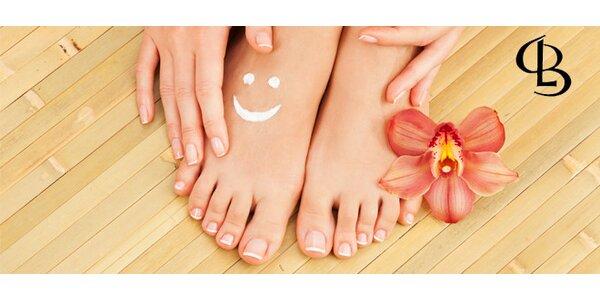 Klasické nebo wellness ošetření vašich nohou