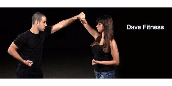 Kurz sebeobrany pro muže i ženy