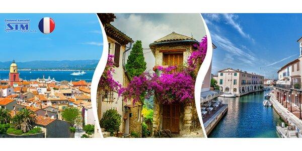 10 denní zájezd do francouzské Provence