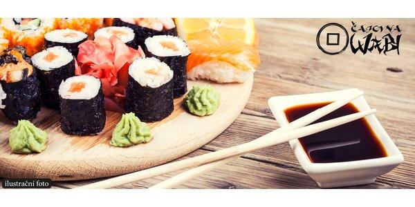Sushi set Ninja s 28 ks lahodných maki
