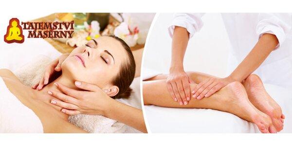 Poctivá lymfatická manuální masáž