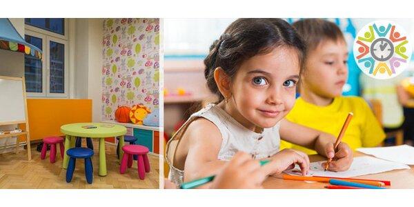 Školička pro děti od 2 let v Praze 1