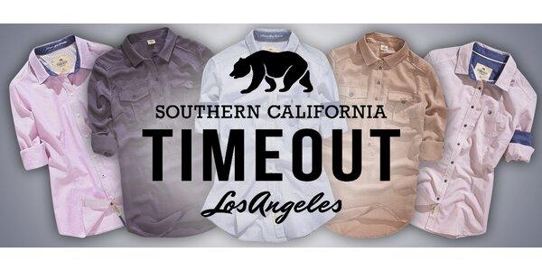 Ležérní dámské košile Timeout