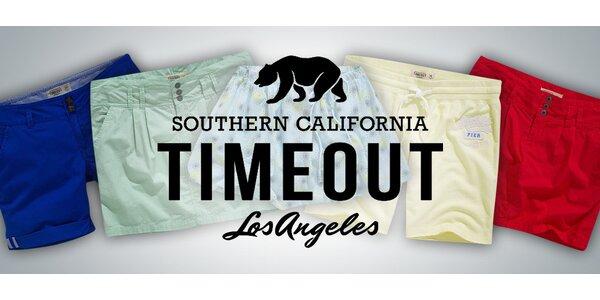 Letní dámské sukýnky a šortky Timeout