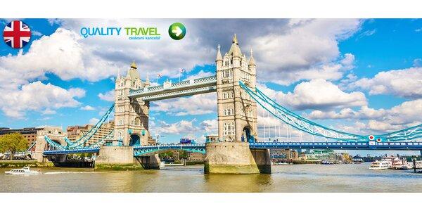 Zájezd do Londýna, Stonehenge a Oxfordu či Windsoru