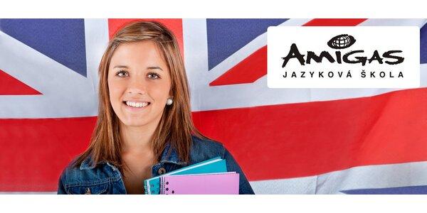 Letní týdenní kurzy angličtiny Amigas
