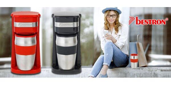 Osobní kávovar od Bestronu Coffee2Go